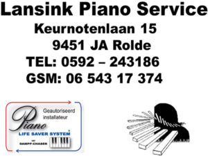 Lansink Piano Service