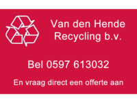 van den Hende Recycling