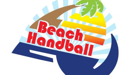Logo BeachHandbal NHV