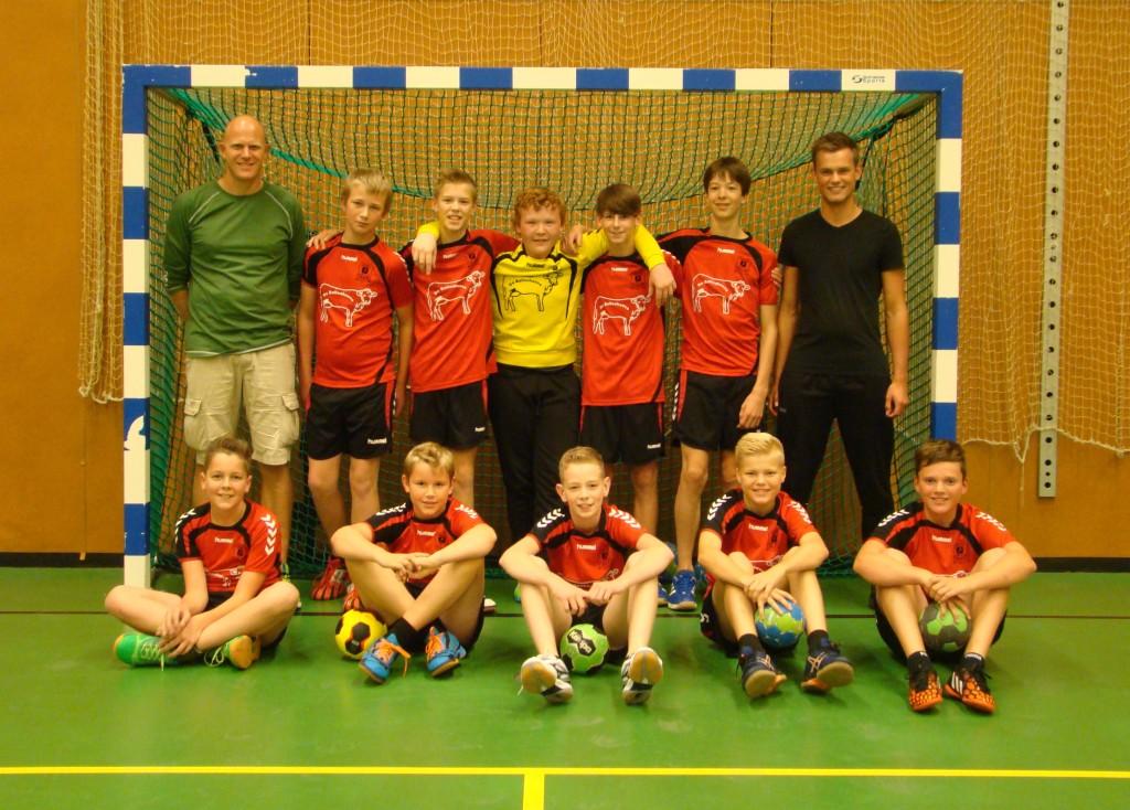 Jongens C-team